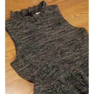 Anthropologie Gannin Dress Size Large